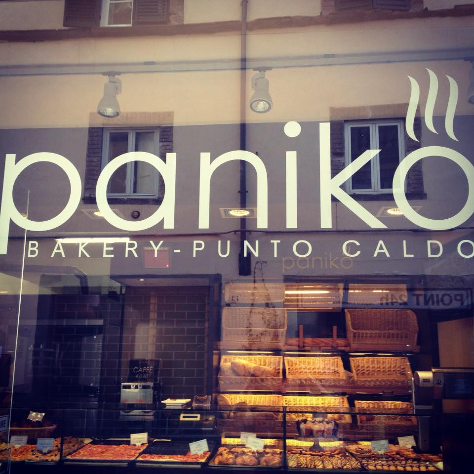 Se ti viene voglia di qualcosa al volo… niente Paniko!
