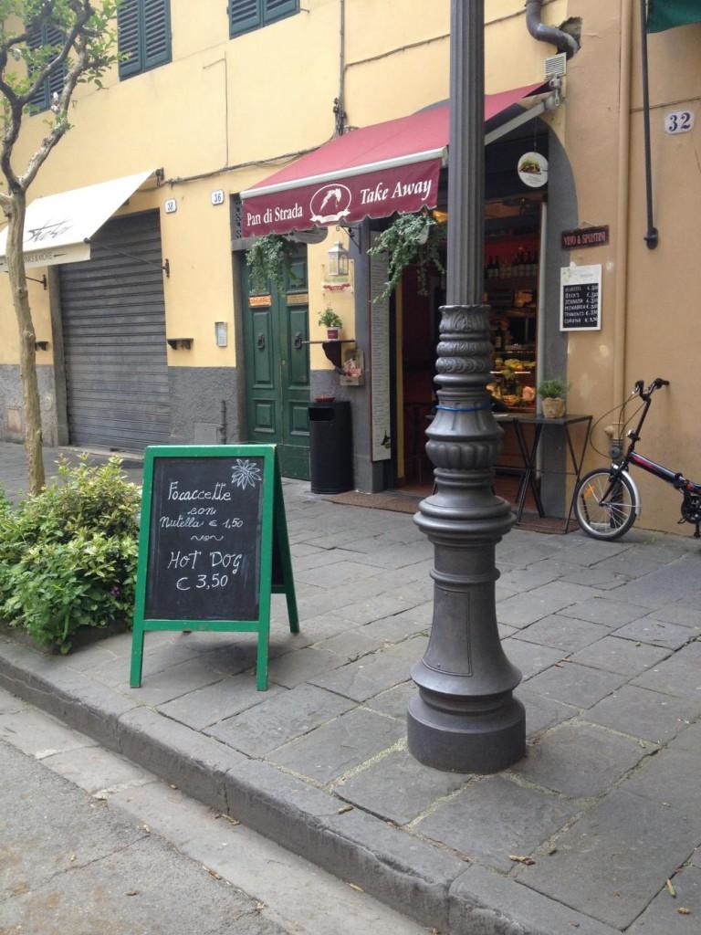 """""""Pan di strada"""", un panino coi controfiocchi in Corso Garibaldi!"""