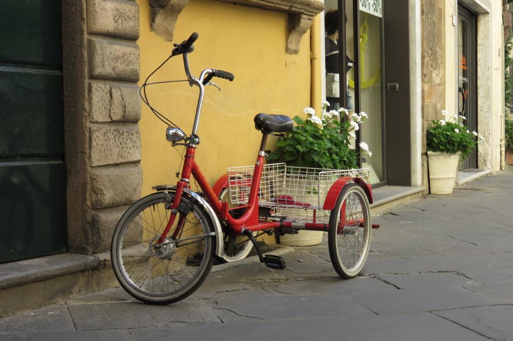 Metti un sabato pomeriggio a Lucca…