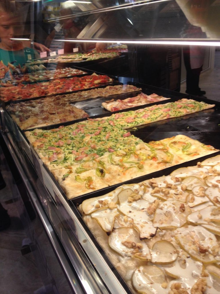 Micro Pizza, la pizza alla romana a Castiglione della Pescaia!