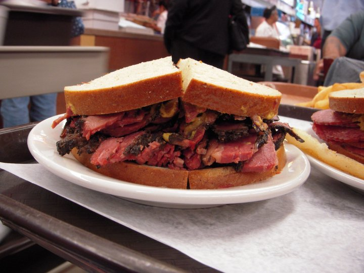 Harry ti presento… Katz's Delicatessen!