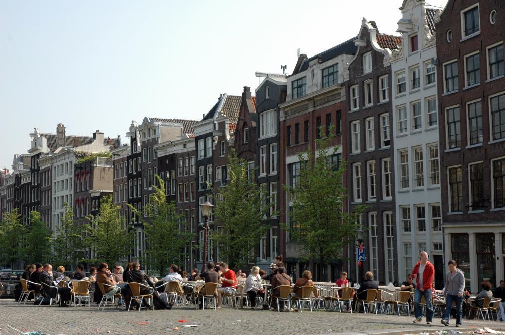 #viaggiaconnoi – Amsterdam