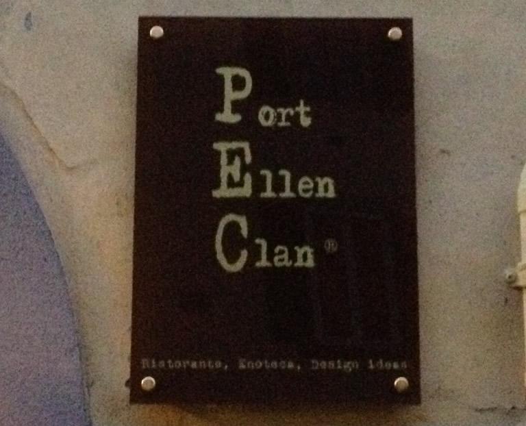 Port Ellen Clan, passione e design in Via del Fosso