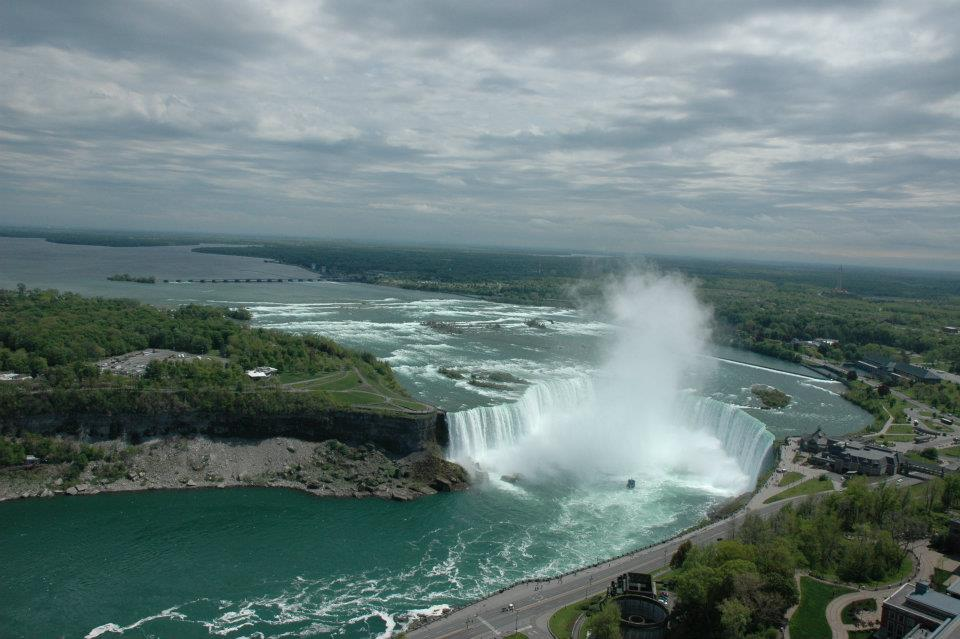 #viaggiaconnoi – Le Cascate del Niagara (Niagara Falls)