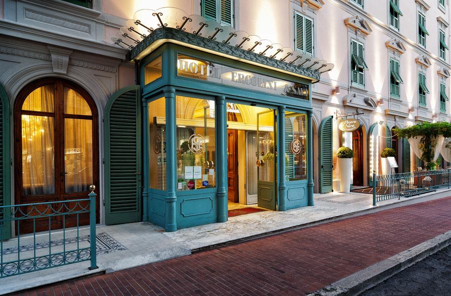 Hotel Ercolini e Savi, una notte da favola a Montecatini Terme