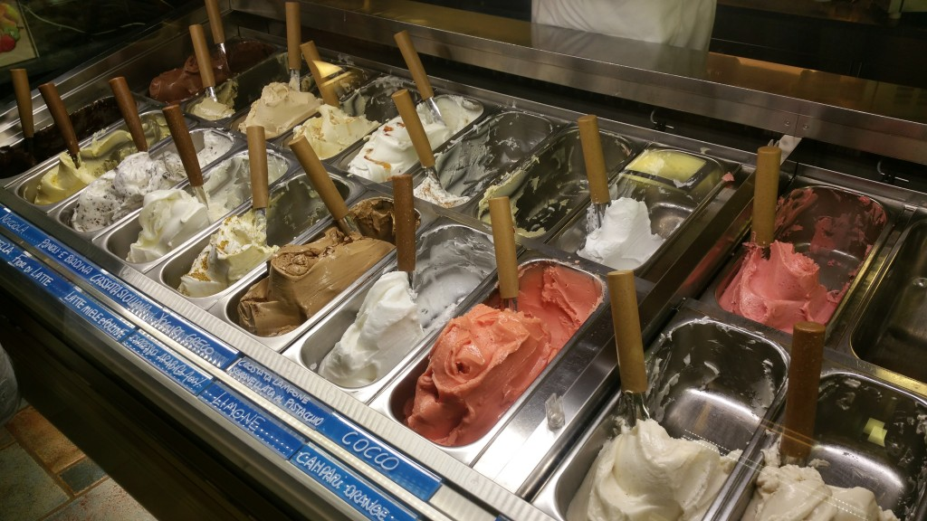 Gelateria Pappa Grappa… il punto fermo dell'estate!!!