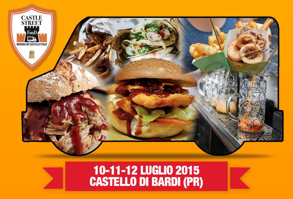 Castle Street Food @ Castello di Bardi
