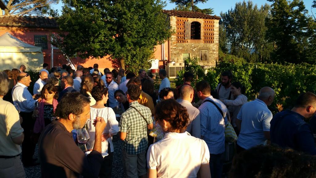 Il caos ribollente della Lucca biodinamica!