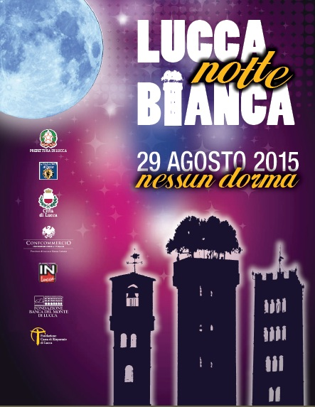 Lucca Notte Bianca 2015