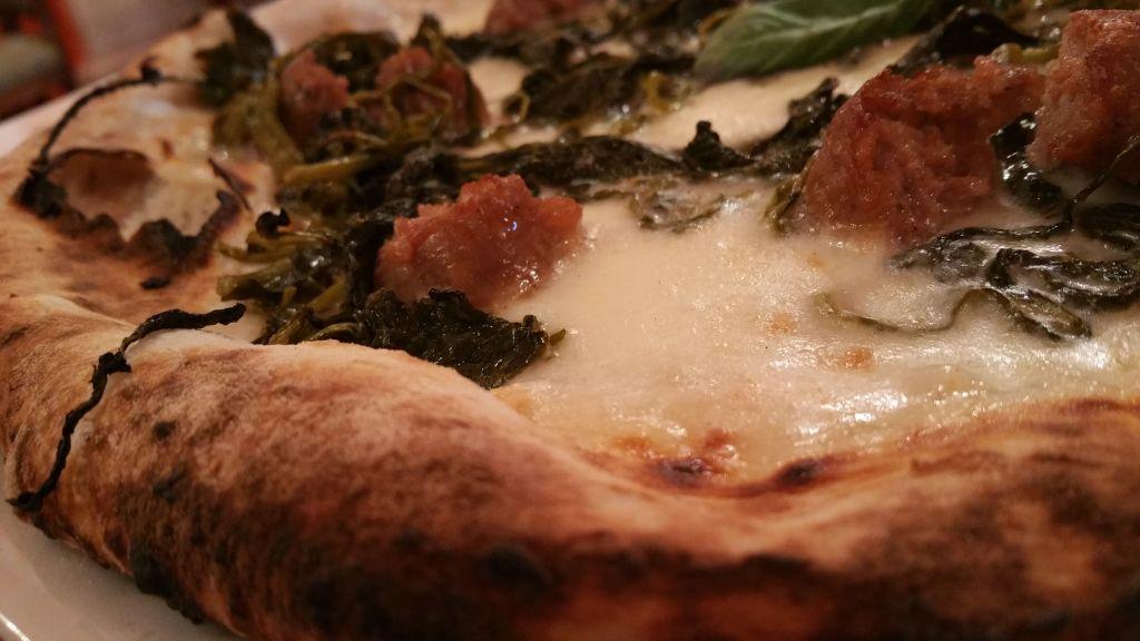La pizza di Donna Sofia