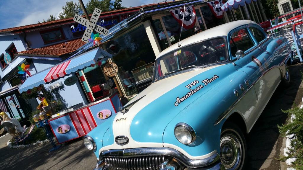 """1950 American Diner. Un viaggio nei """"fifties"""" made in USA!"""