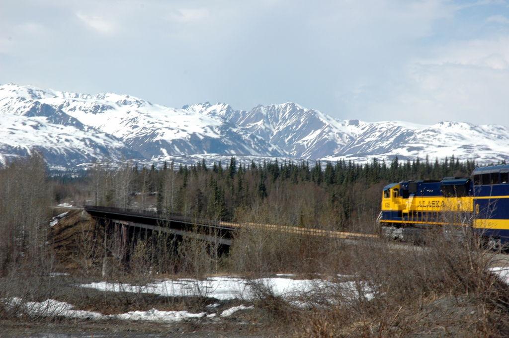 Viaggio in Alaska (parte 5): verso il Denali e ritorno ad Anchorage
