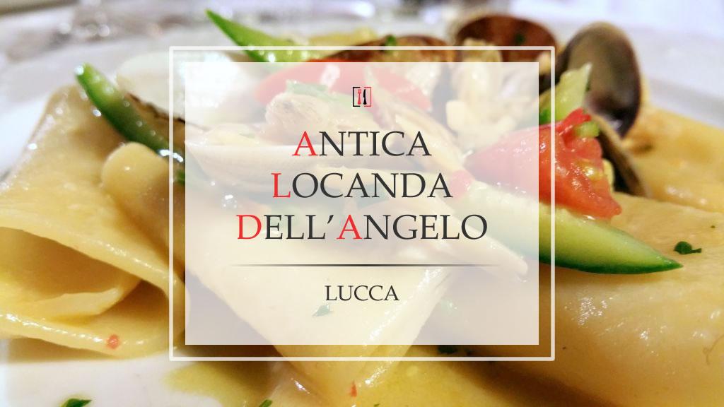 Indovina chi viene a cena? Antica Locanda dell'Angelo.