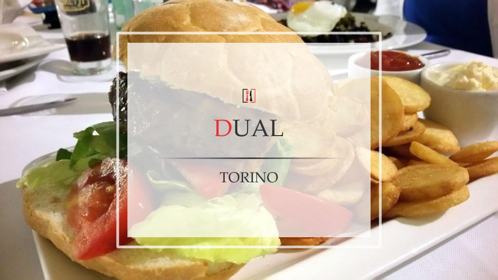 DUAL, una piacevole pausa in centro a Torino