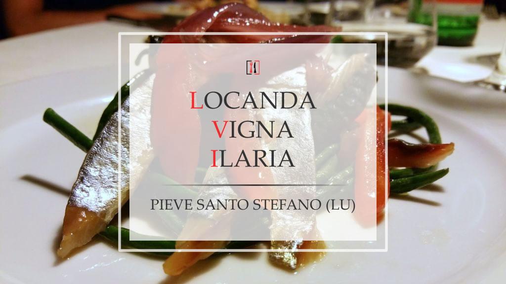 Vigna Ilaria. Viaggio gastronomico in una notte di fine estate.