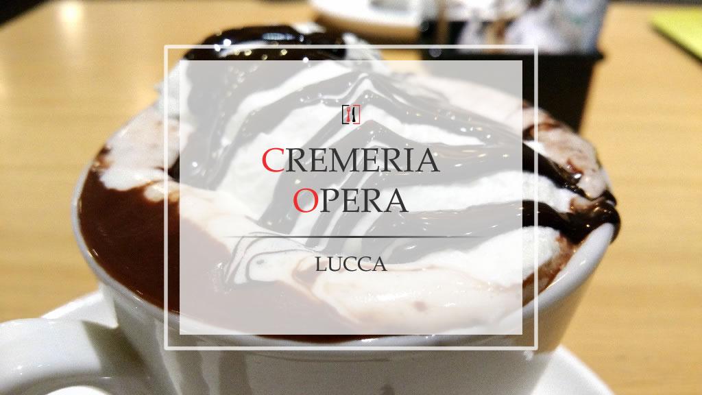 Cremeria Opera. Naturali si, ma con (tanto) gusto!