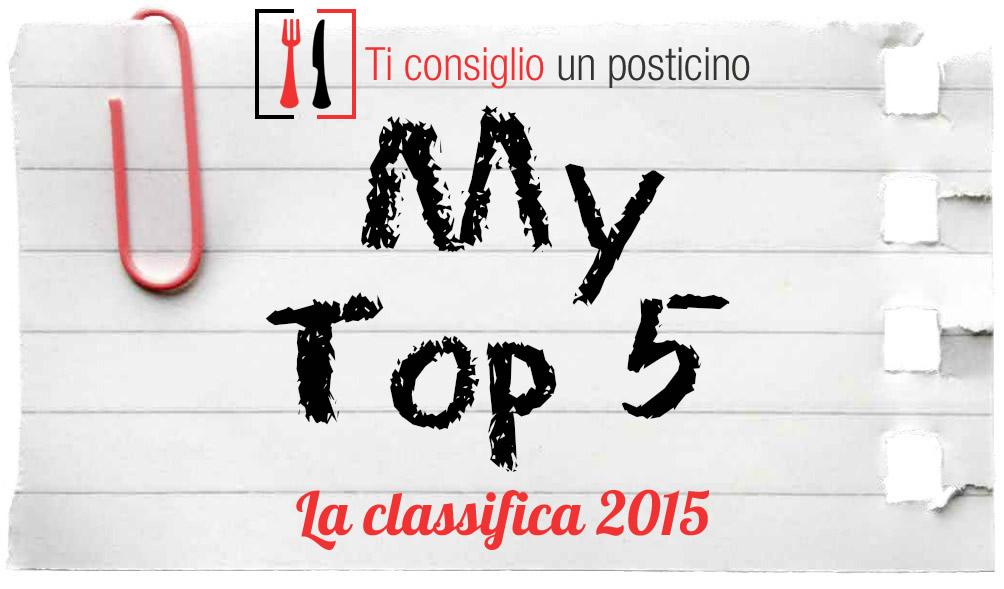 TOP 5: i migliori ristoranti del 2015 visitati da noi!