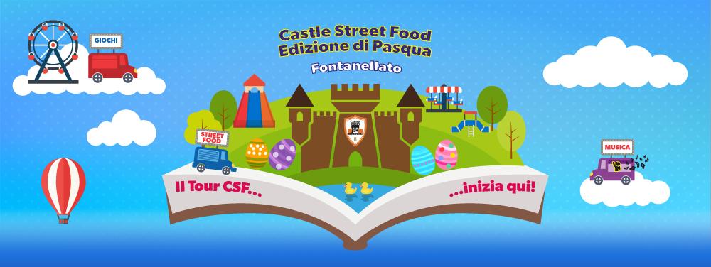 Castle Street Food – Edizione di Pasqua