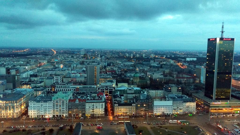 Viaggio a Varsavia (parte 3): il Quartiere Praga e il Palazzo della Scienza e della Cultura