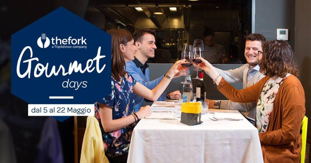 TheFork Gourmet Days 2016