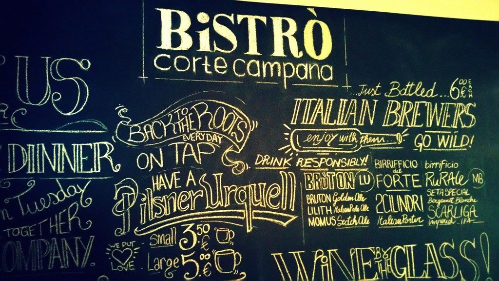 Bistrò Corte Campana, una nuova realtà nel centro di Lucca