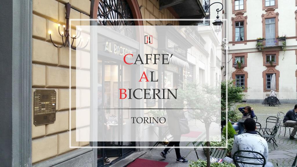 Caffè al Bicerin. Eleganza e storia nel centro di Torino.