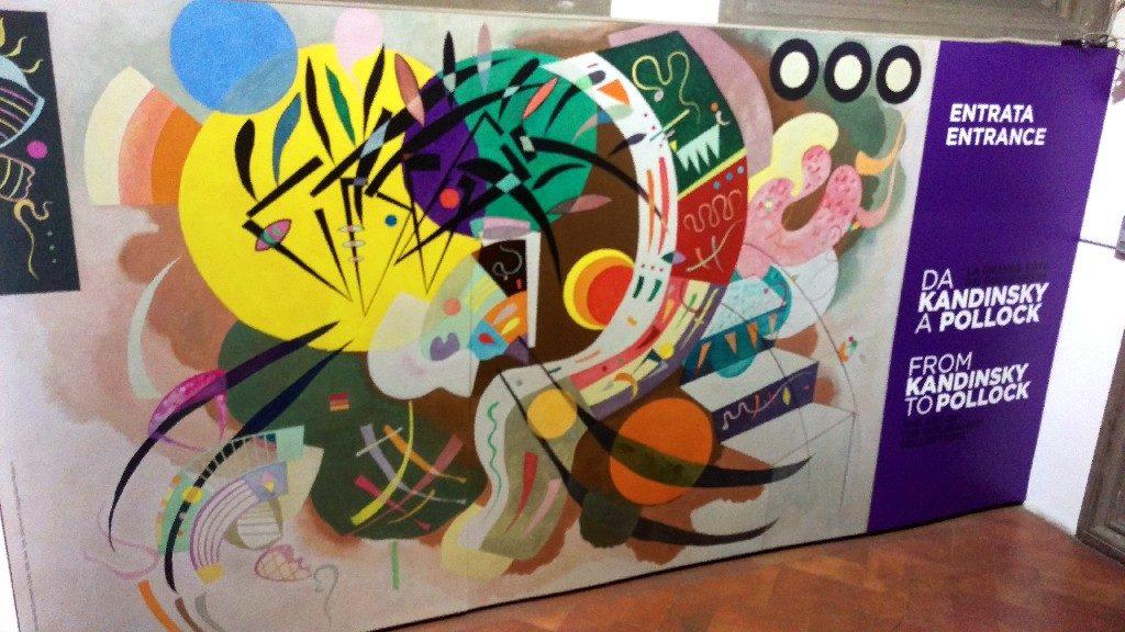 Da Kandinsky a Pollock a Palazzo Strozzi. La grande arte dei Guggenheim.