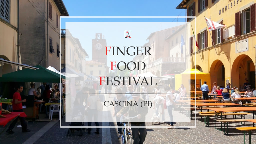 Finger Food Festival a Cascina. Ancora uno street food!