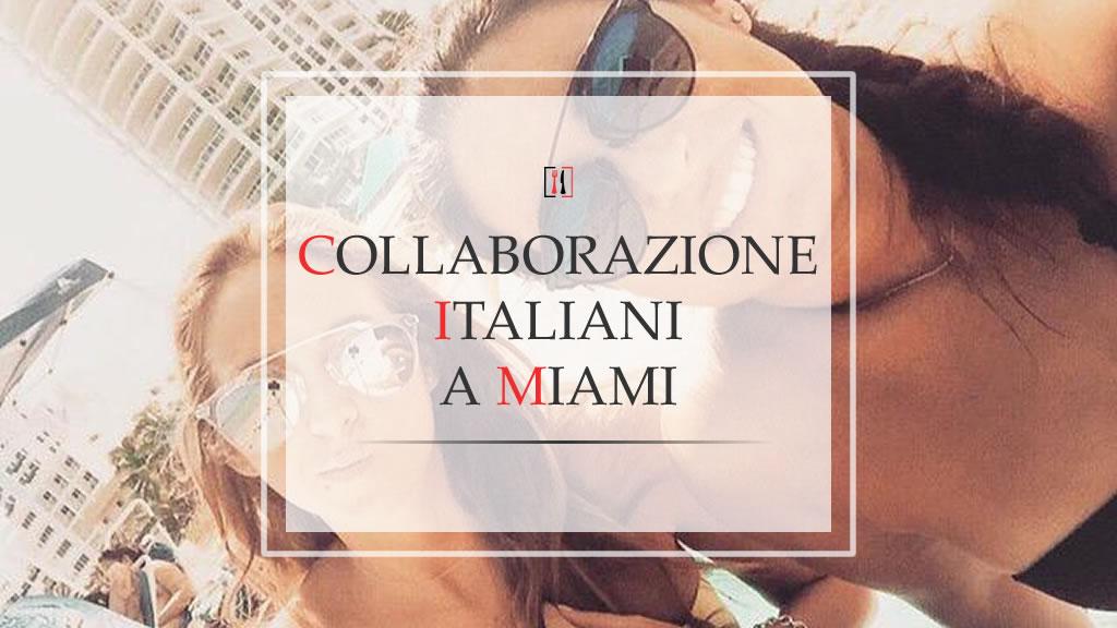 Ciao, siamo Alessandra e Christina. Il nostro blog? Italiani a Miami!