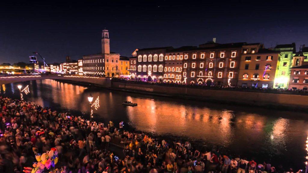 Il Giugno Pisano. Eventi e manifestazioni a Pisa dal 16 giugno.