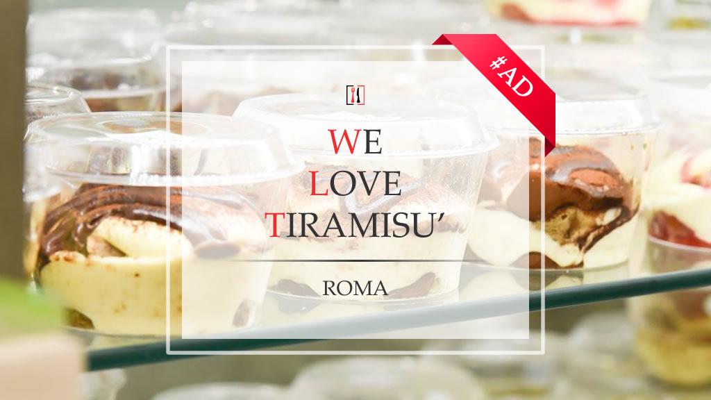 """""""We love Tiramisù""""… amore al primo assaggio!"""