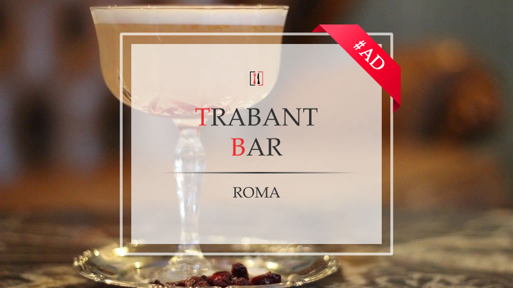 "Trabant Bar. ""Drink different""."