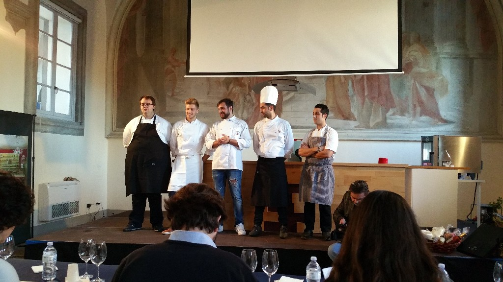 Gara tra giovani chef al Desco 2016. And the winner is…