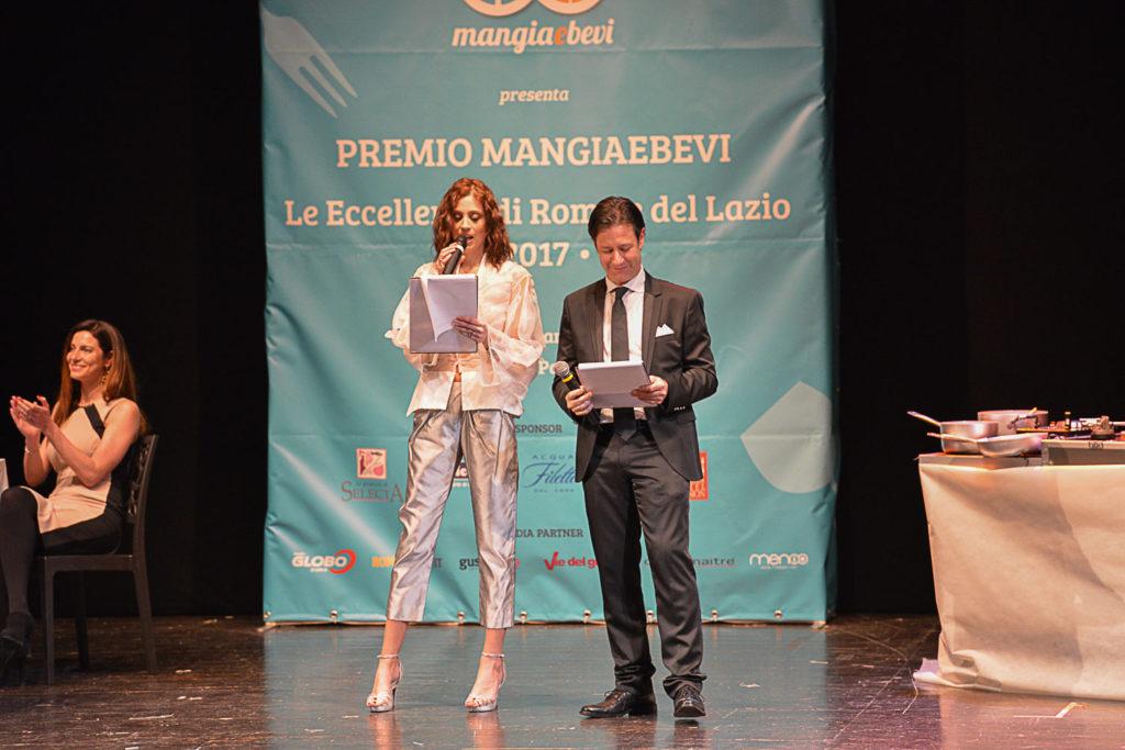 Premio MangiaeBevi 2017: Heinz Beck trionfa al Parioli