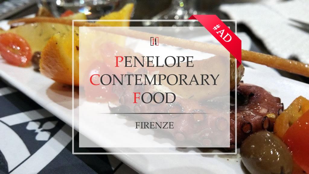 Penelope Contemporary Food. Tradizione, personalità e carattere.
