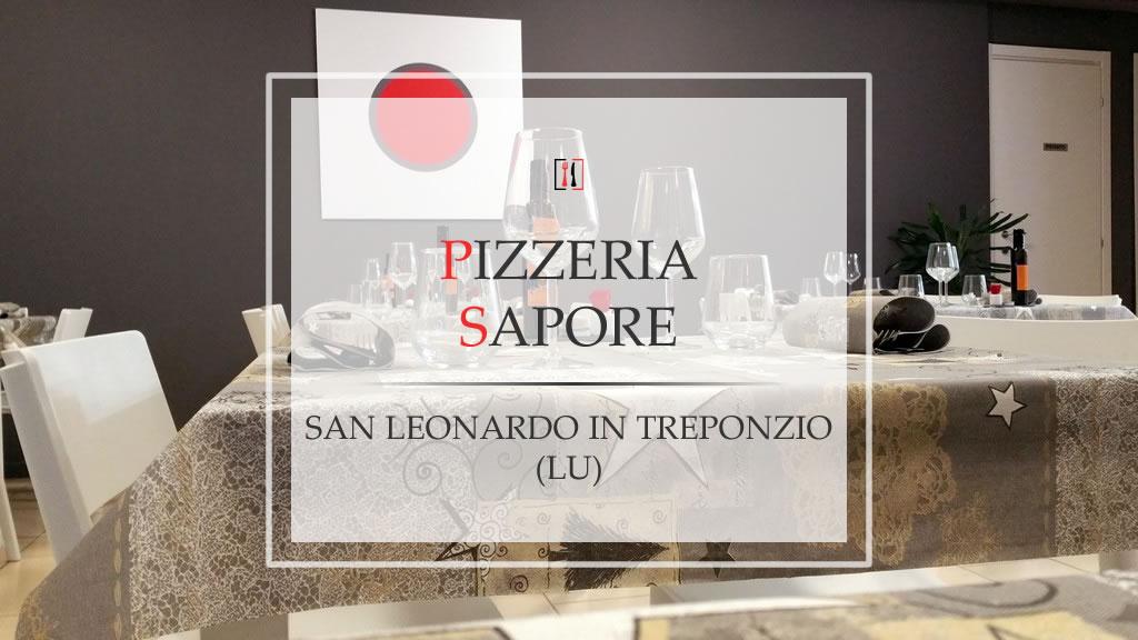A San Leonardo, la pizza ha un Sapore nuovo…