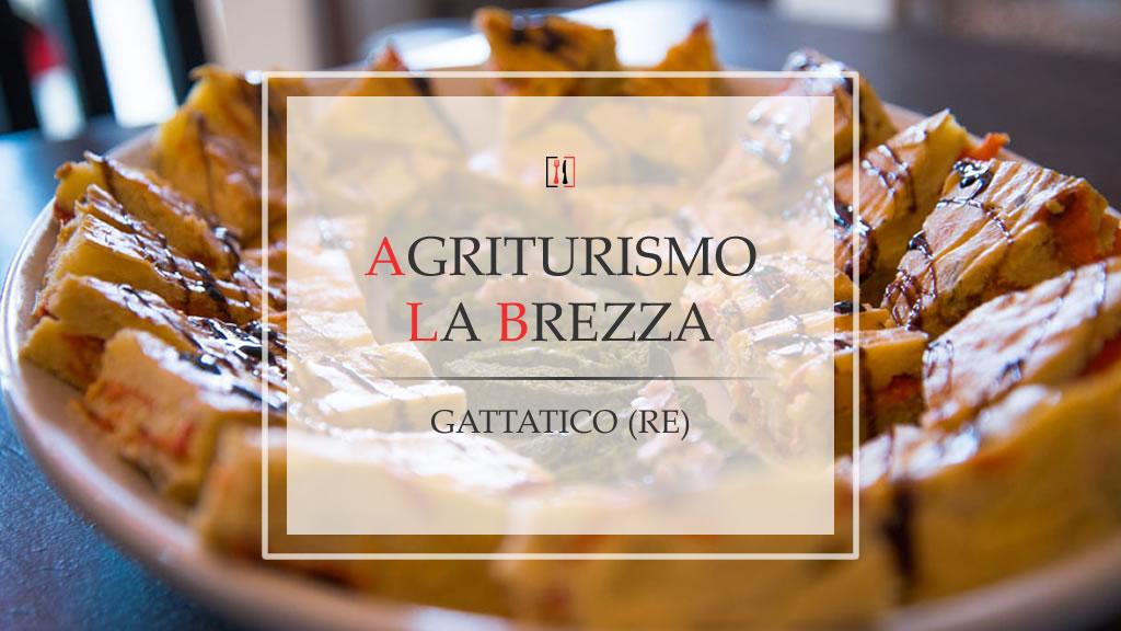 Agriturismo La Brezza, Gattatico.