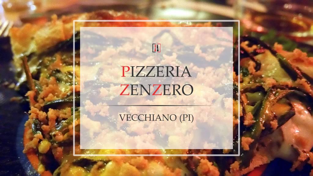 ZenZero. La nostra prima pizza gourmet