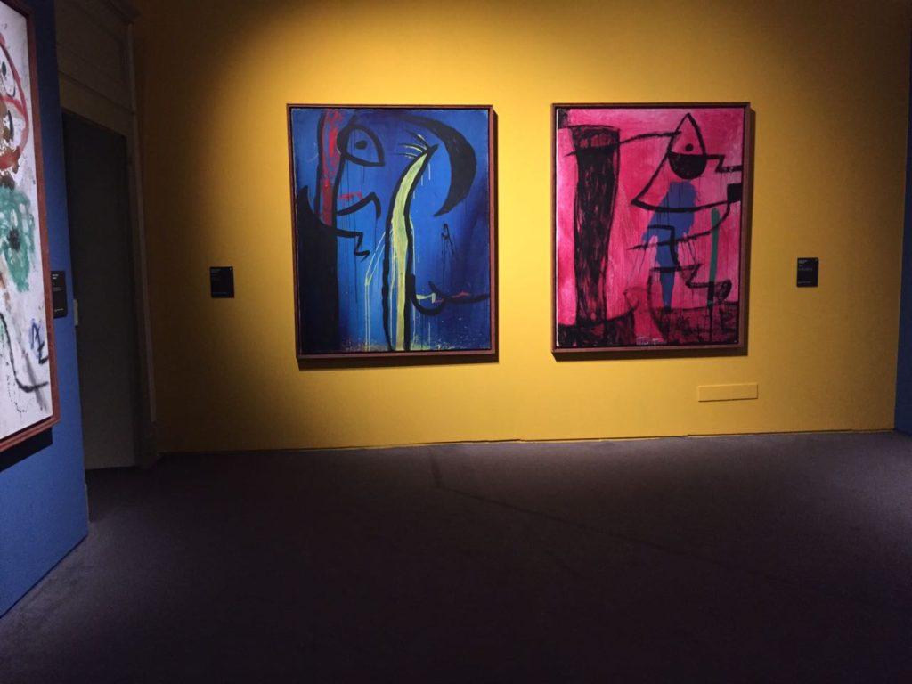 Miró! Tra sogno e colore. Bologna, Palazzo Albergati