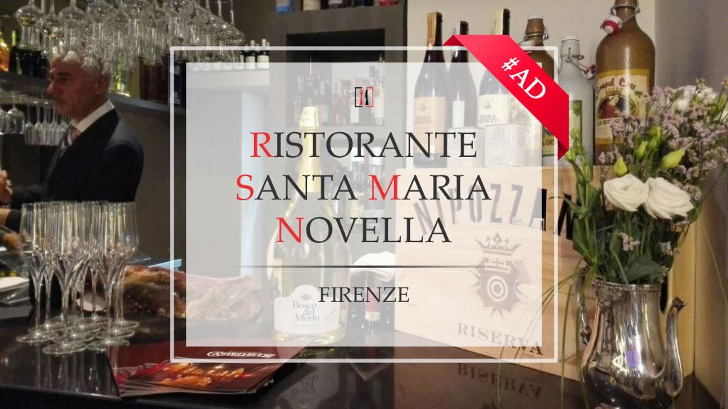 Ristorante Santa Maria Novella a Firenze. Dalla Panzanella al Tomahawk.