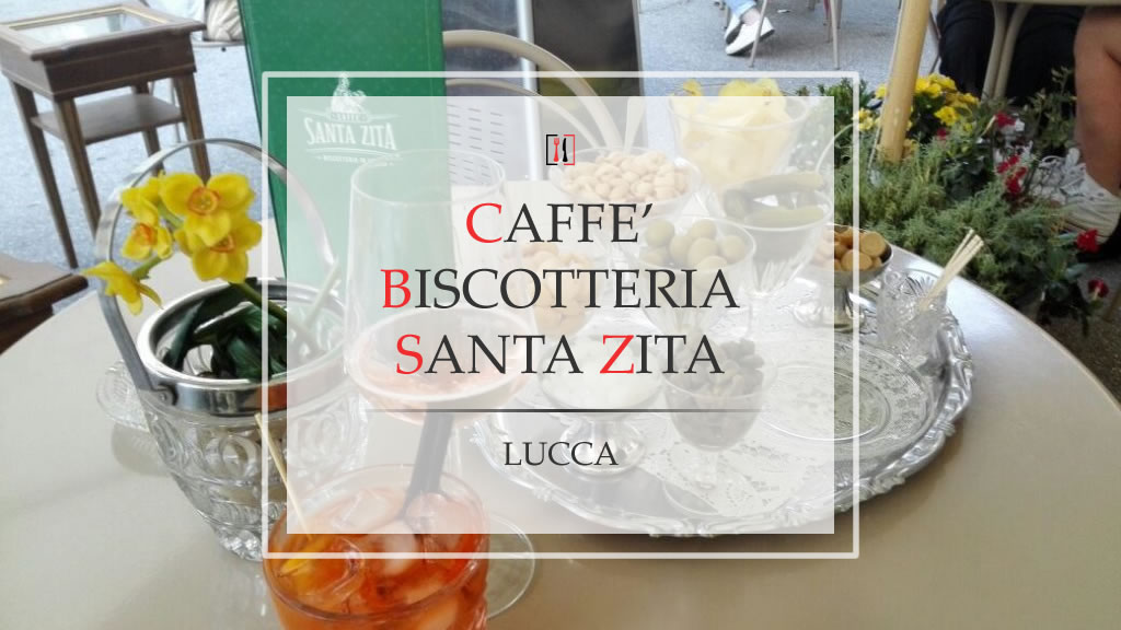 Caffè Biscotteria Santa Zita. Antichità ed eleganza in San Frediano.
