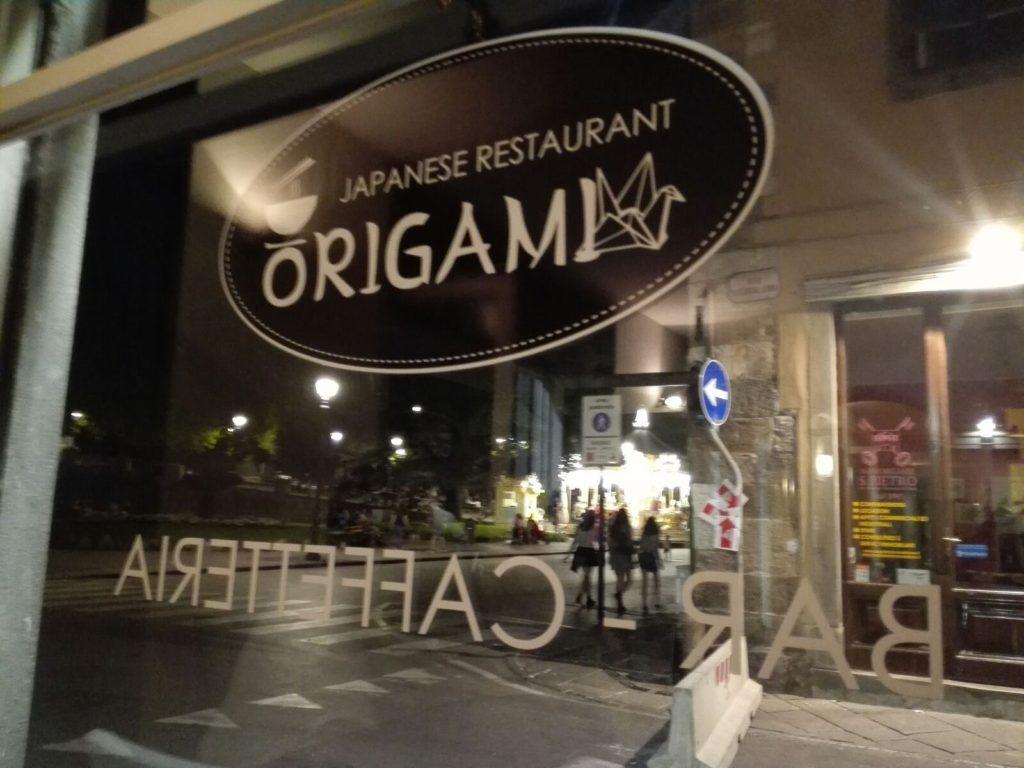 Origami, dalla colazione all'after dinner