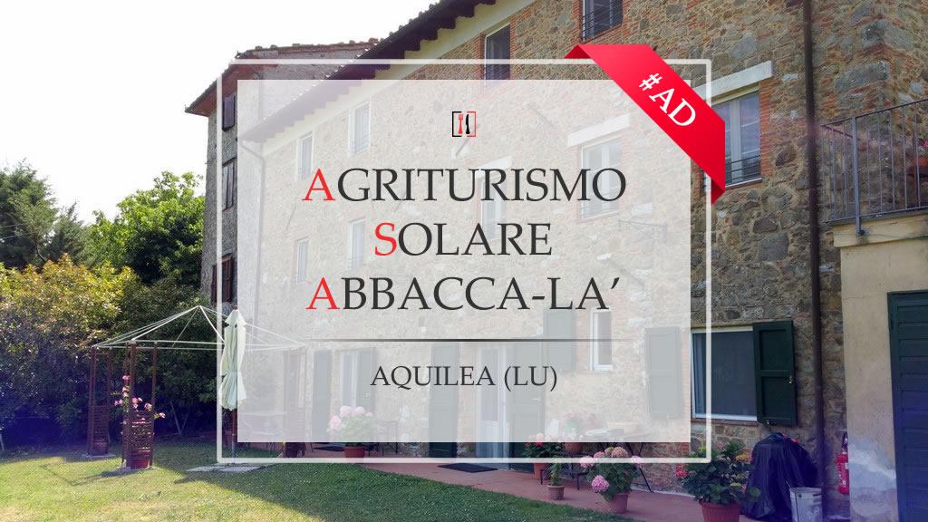 Agriturismo solare Abbacca-Là. Per una vacanza eco-friendly!