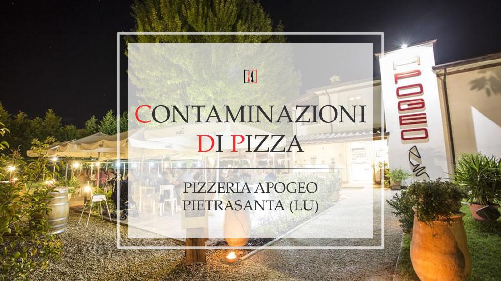 Contaminazioni di Pizza: il 31/07 all'Apogeo di Pietrasanta