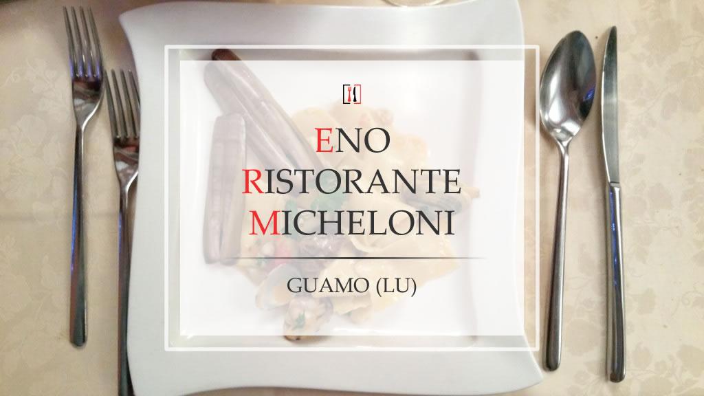 """Eno Ristorante Micheloni, il nostro """"comfort-restaurant"""""""