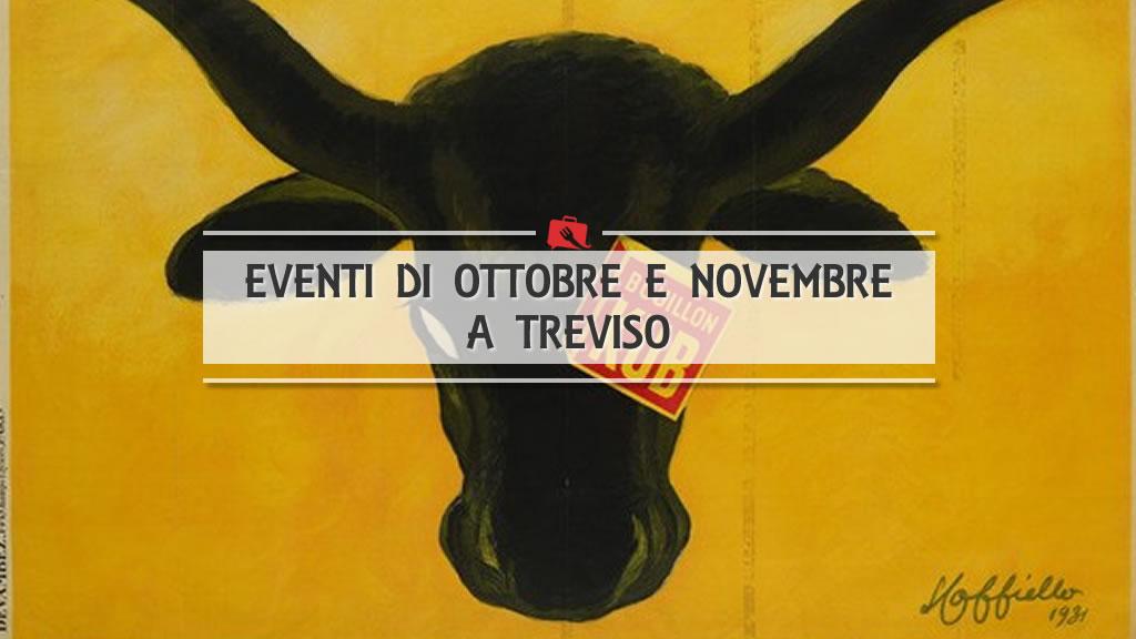 Eventi in ottobre e novembre a Treviso