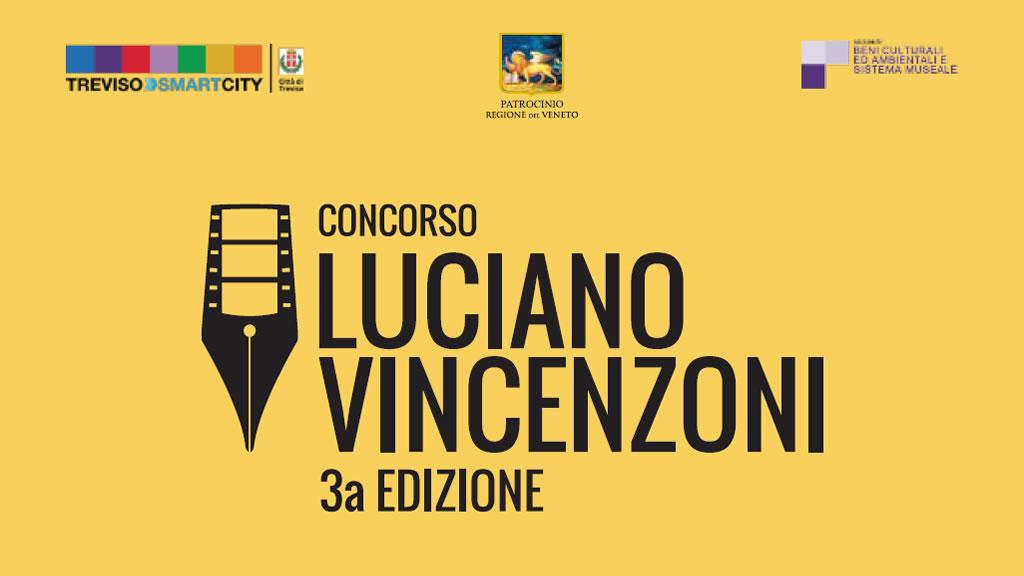Concorso Luciano Vincenzoni a Treviso. La terza edizione.