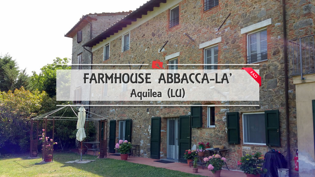 Farmhouse Abbacca-Là. For an eco-friendly holiday!