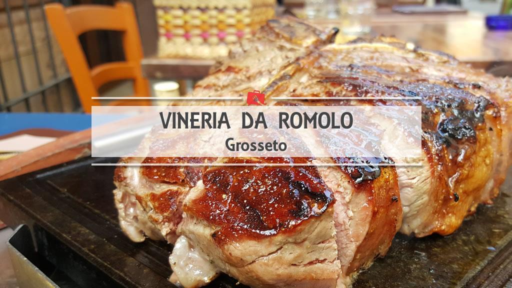 Vineria Da Romolo, la tradizione toscana a Grosseto