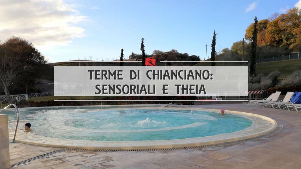 Terme di Chianciano: Sensoriali e Theia